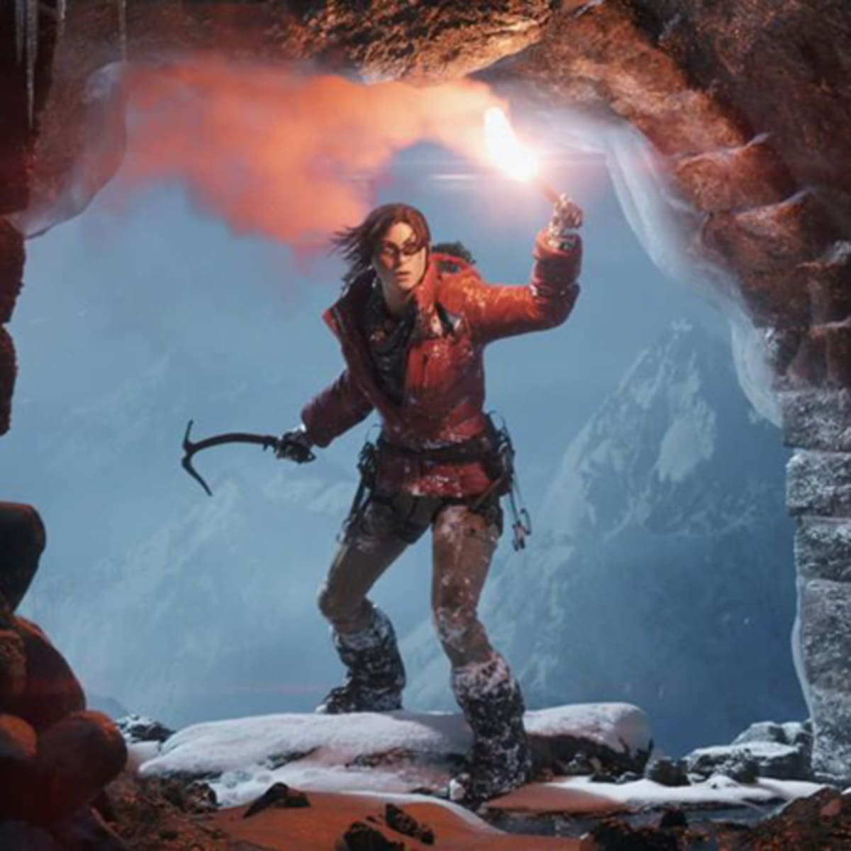Rise Of The Tomb Raider Cinematic Trailer Video Freshness Mag
