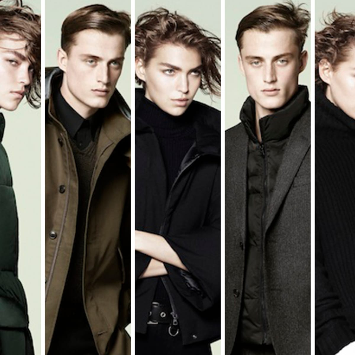 Jil Sander x UNIQLO +J Collection - Fall/Winter 2011 | Preview - Freshness  Mag