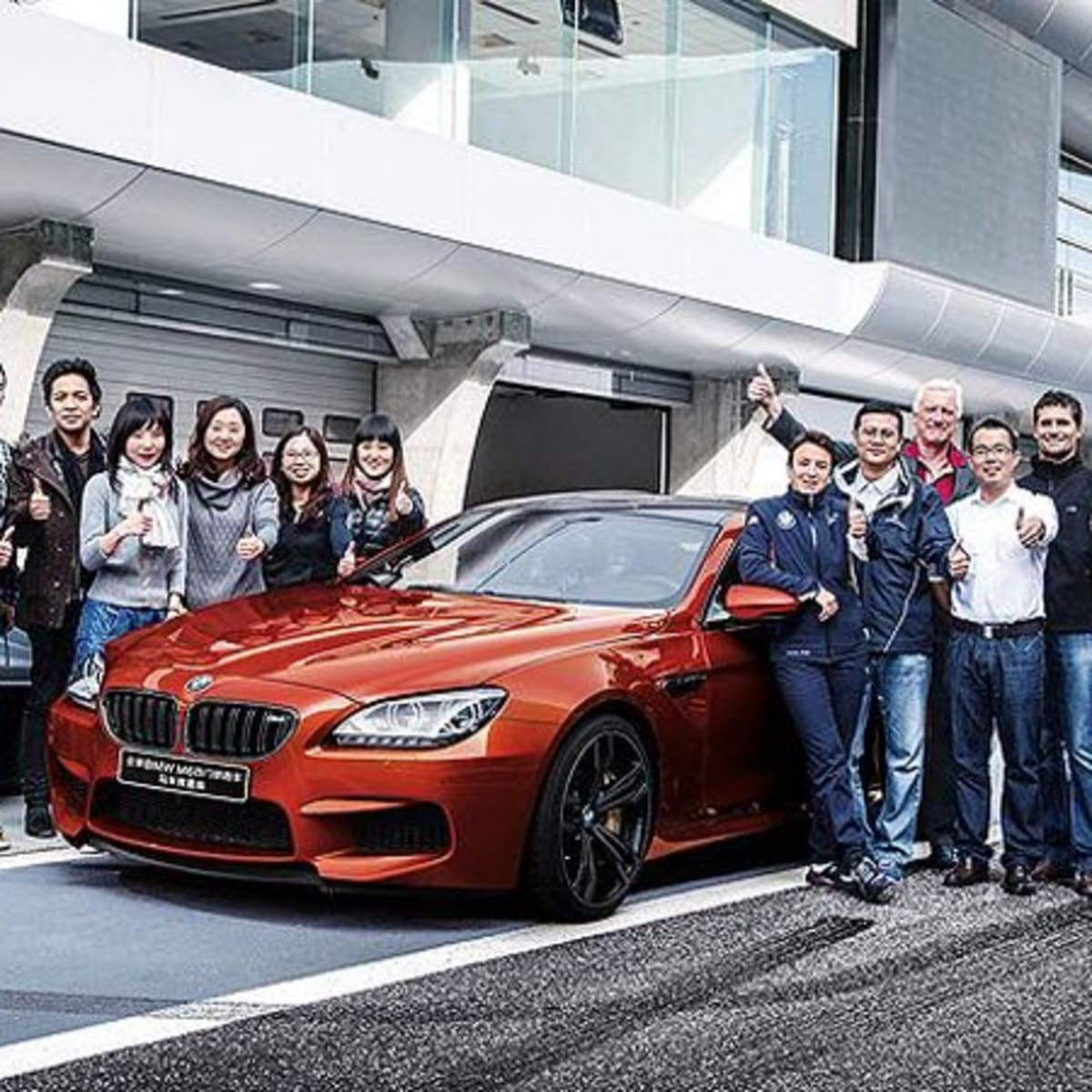 Bmw Offers 458 000 M6 Gran Coupe In China For Year Of The Horse Freshness Mag