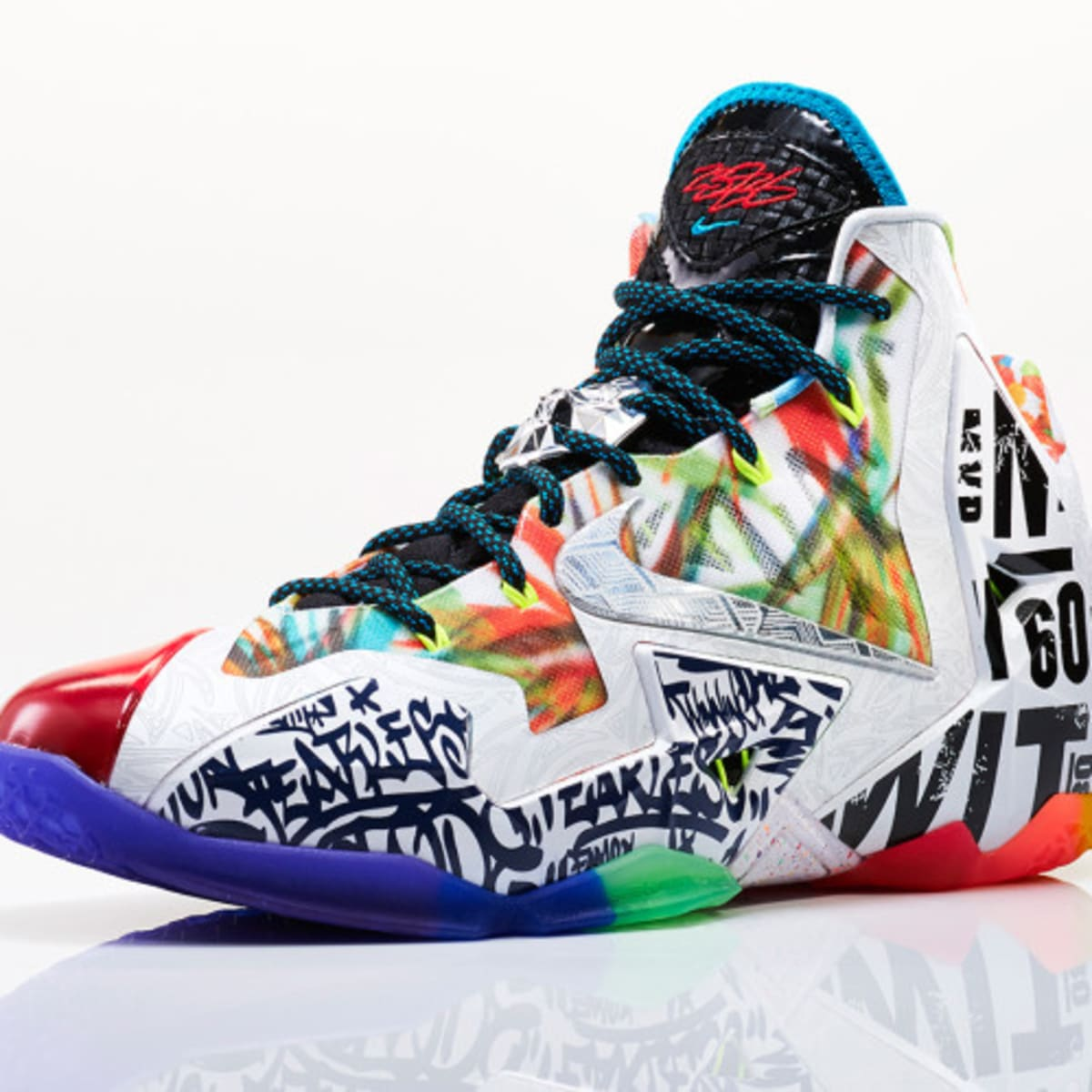 "marioneta De Dios Óxido  Nike - ""What The LeBron 11"" 