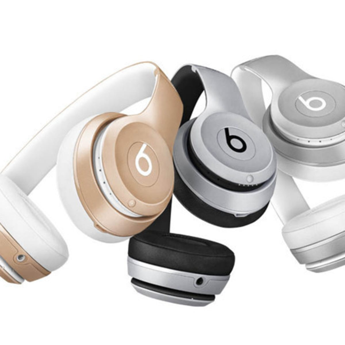Beats By Dr Dre Presents Solo2 Wireless Heaphones In New Metallic Colors Freshness Mag