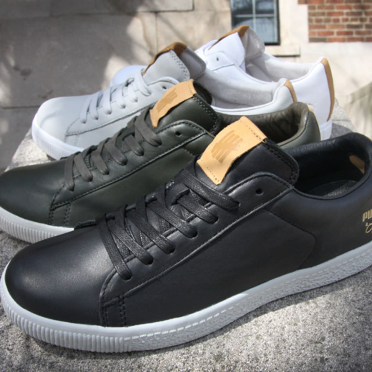 UNDEFEATED x PUMA Clyde - Spring 2011
