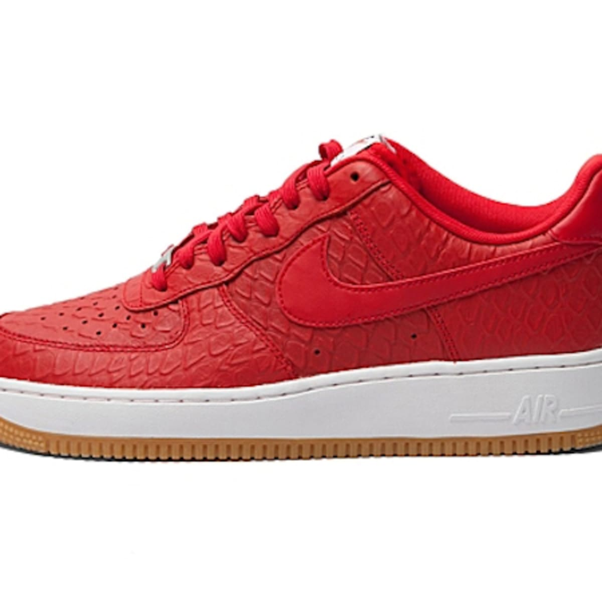 Nike Air Force 1 Low Croc And Gum Pack Freshness Mag