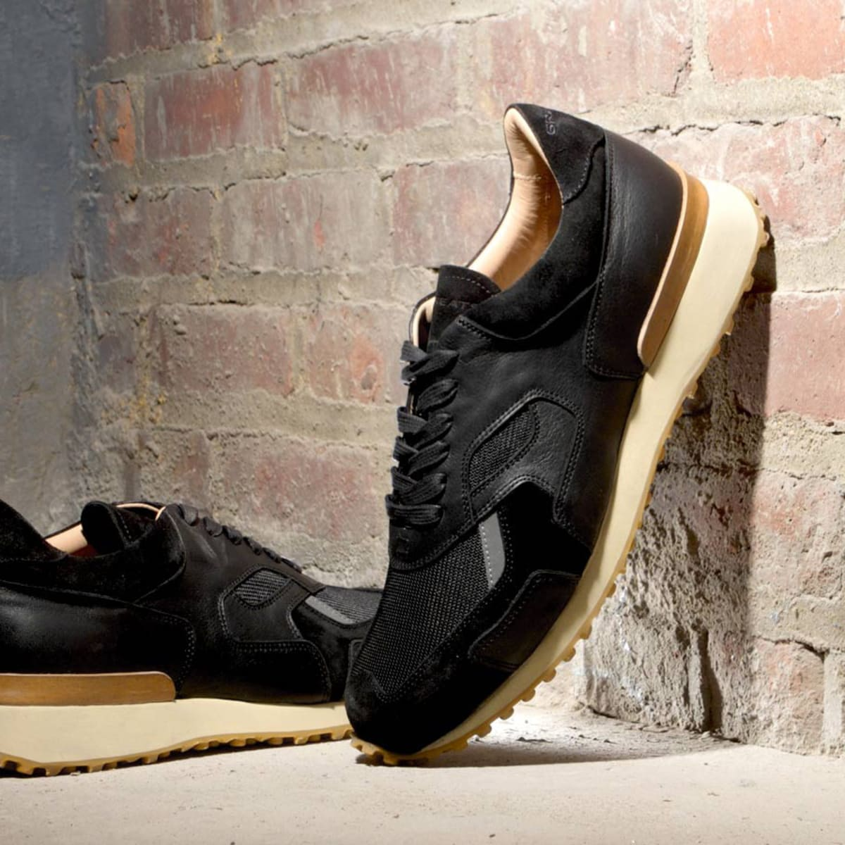 Greats Introduces the Pronto Nero