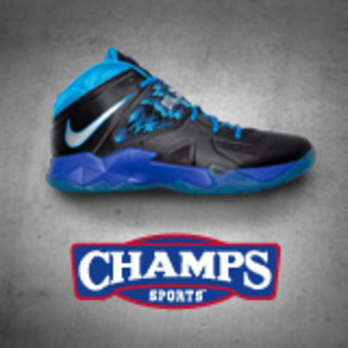 Champs Sports - Nike LeBron Solider 7