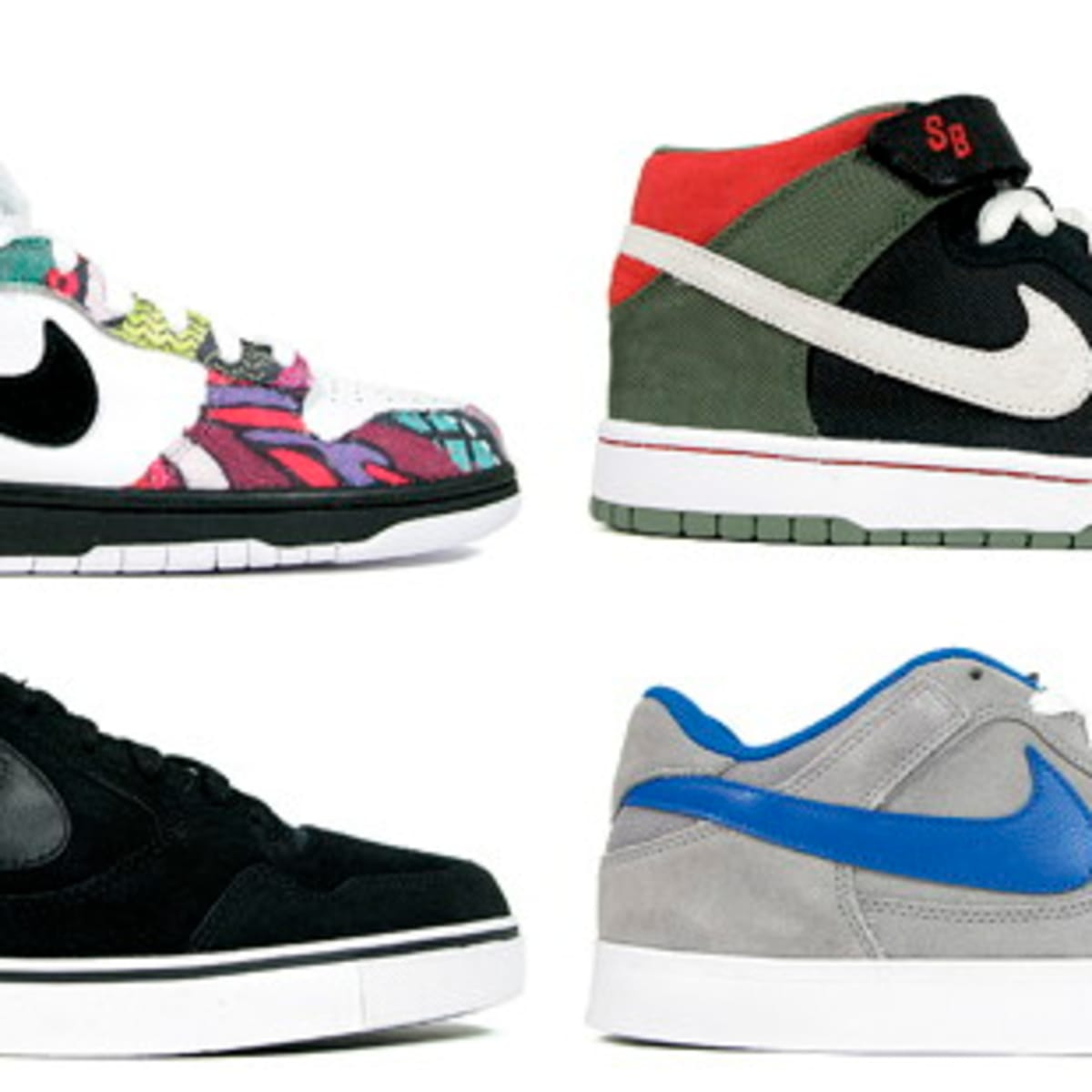 Indefinido Periodo perioperatorio Catedral  Nike SB - February 2010 Footwear   Now Available @ HUF - Freshness Mag