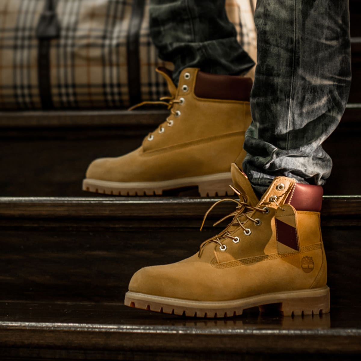 Distribución acre variable  DTLR Partners With Timberland for an Exclusive 6-Inch Boot in Wheat Suede -  Freshness Mag