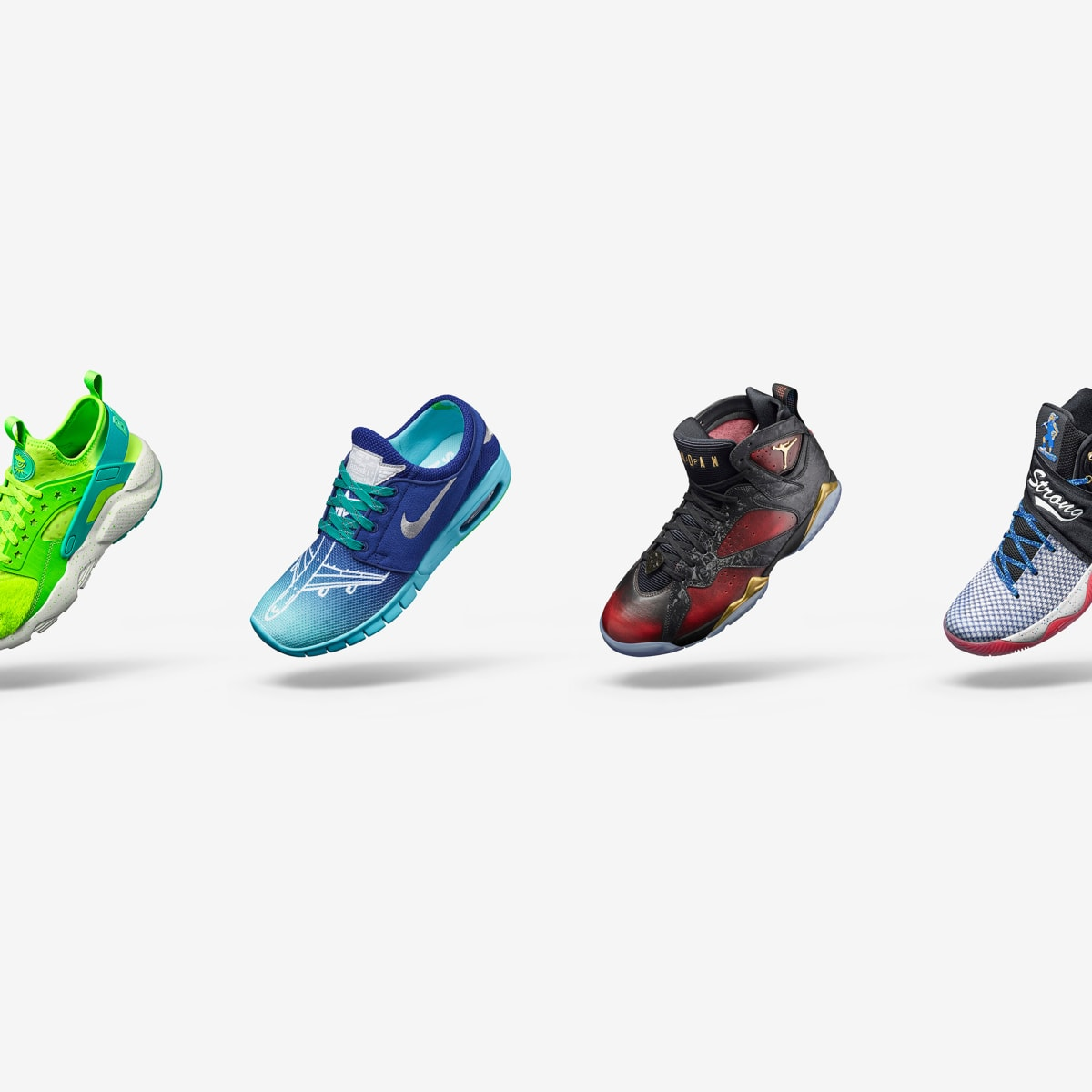 Nike Presents The 13th Doernbecher Freestyle Collection Freshness Mag