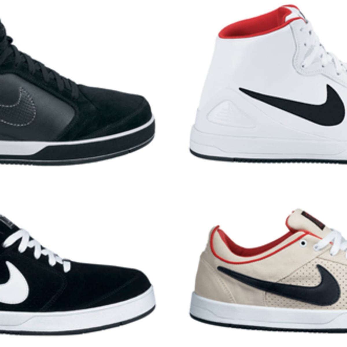 Nike SB Zoom Paul Rodriguez (P-Rod) 4 - Sneaker Collection ...
