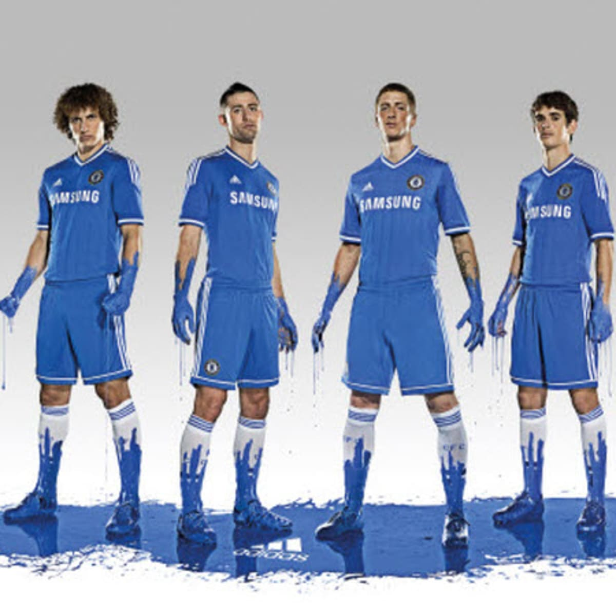Chelsea FC and adidas Unveil 2013-14 Kit - Freshness Mag