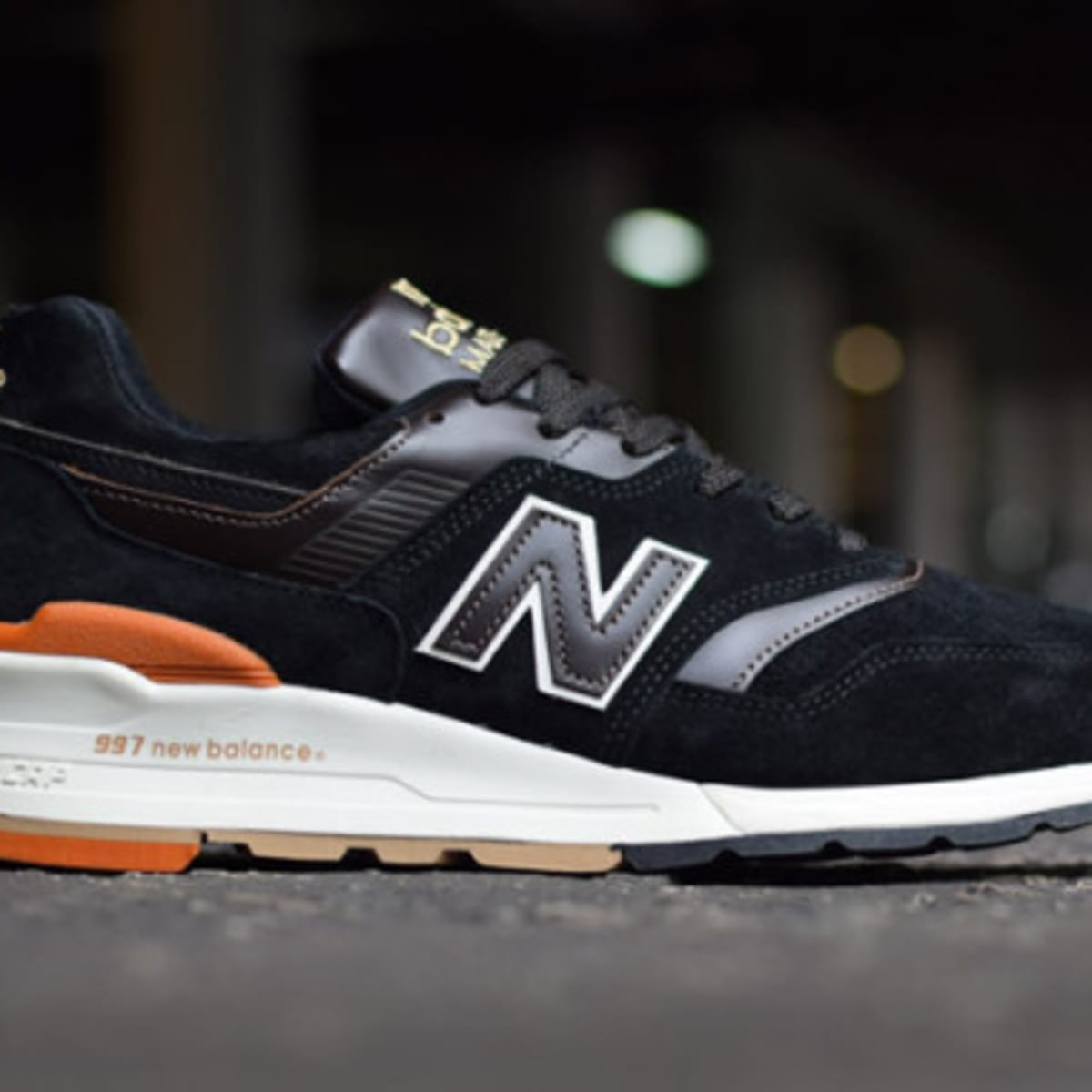 New Balance 997 - Authors Collection - Freshness Mag