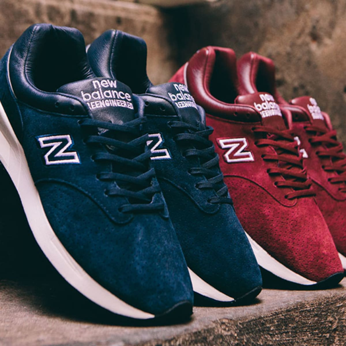 New Balance Re-Engineers the 1500 - Freshness Mag