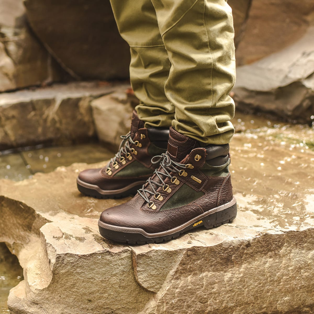 pack timberland