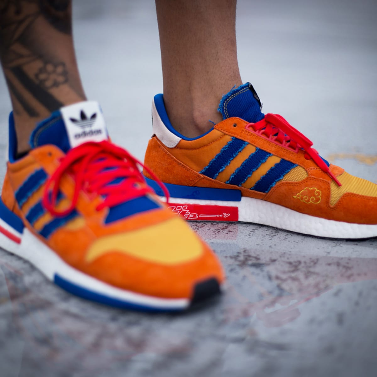 An On-Foot Look at the ZX500 RM