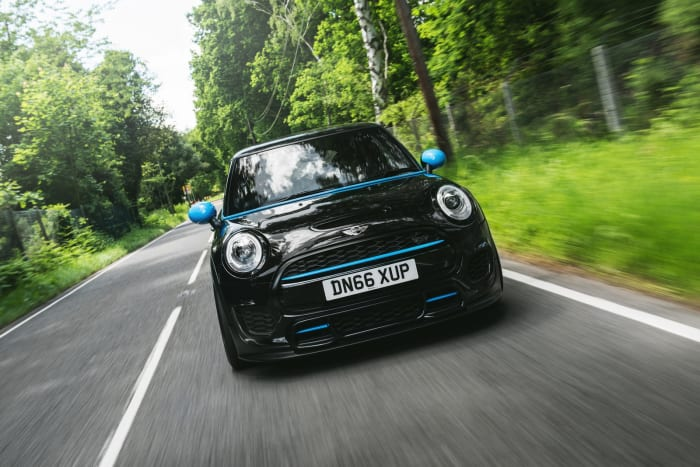 Mulgari Automotive Bespoke Mini Cooper S