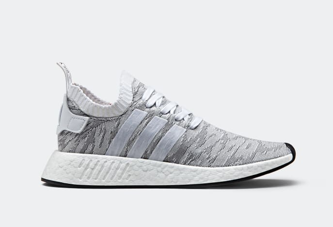 4757981a07491 adidas Originals Dresses the NMD R2 PK With an Abstract Graphic ...