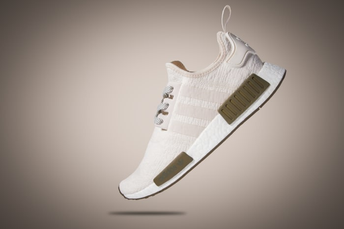 be66038768a8f adidas Is Dropping Chalk   Olive Colorways of the NMD R1   EQT ...