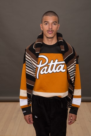 Patta Fall/Winter 2017  Collection