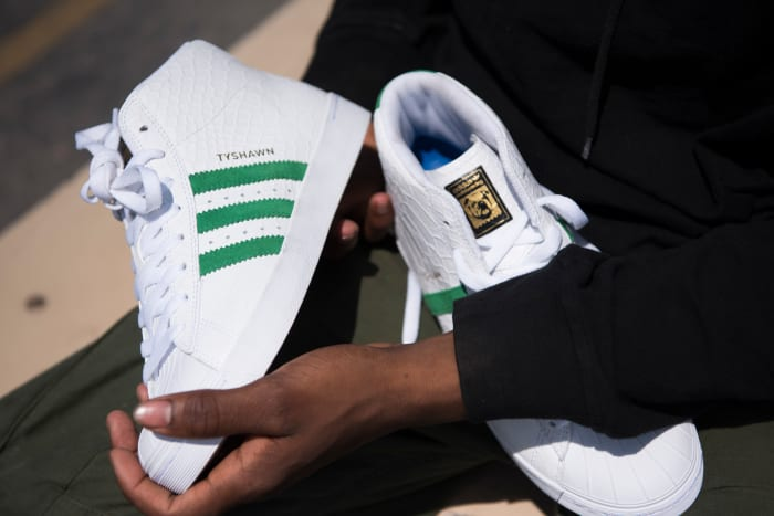 adidas Pro Model Vulc ADV x Tyshawn Jones