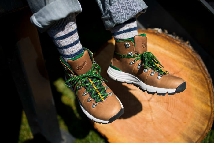 Portland Timbers x Danner Timbers 600 Boot