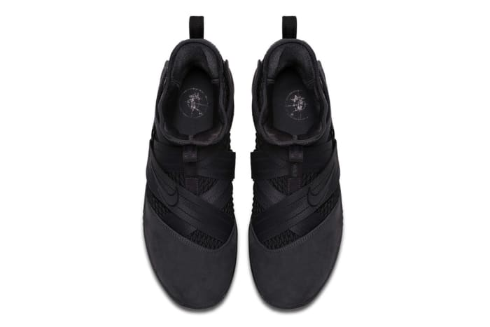 6d3d47d15d01 The Nike LeBron Soldier 12 Is Dropping in a Stealthy