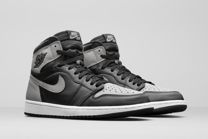 """The Air Jordan 1 """"Shadow"""" releases on April 14th"""