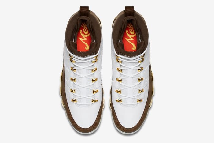 e3aded55f8c9f1 This Air Jordan 9 Is Inspired by Carmelo Anthony s NCAA Championship ...