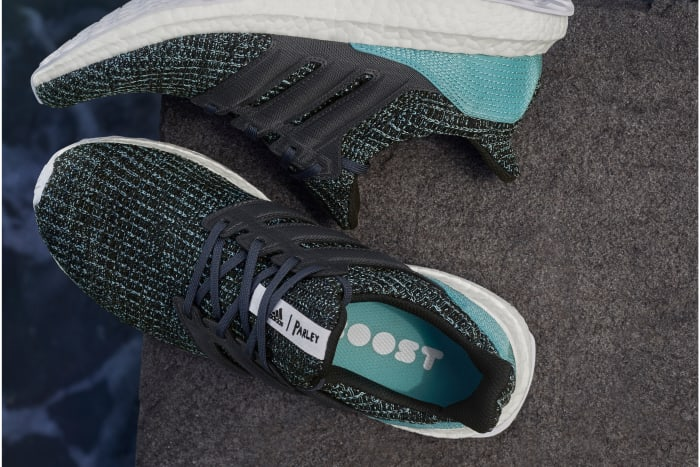 83223c3f2 The Build On The New Parley X Adidas Ultraboost Is Equivalent To 11