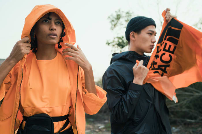 The North Face Urban Exploration Spring/Summer 2018 Black Series