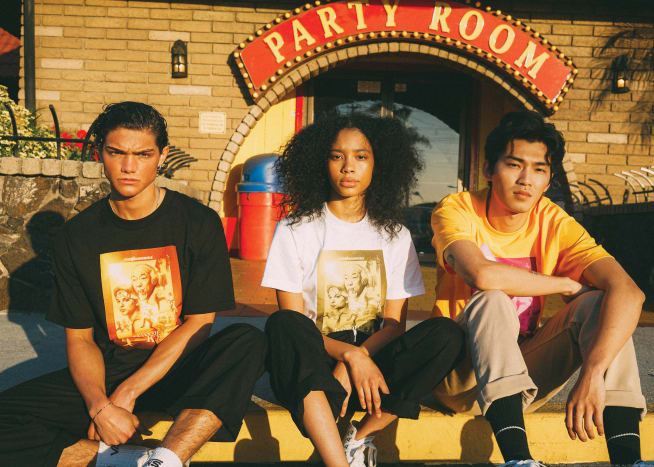 The Hundreds x The Karate Kid
