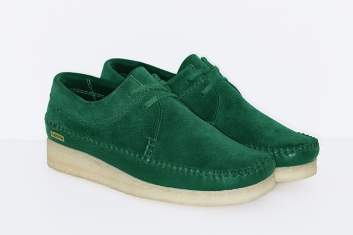 Supreme x Clarks Originals Weaver