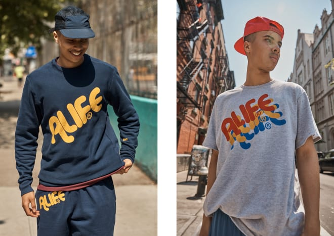 ALIFE's Summer 2018 Collection Is Made in New York