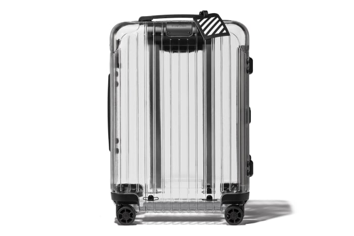 OFF-WHITE x Rimowa Suitcase