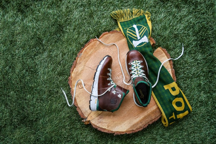 Danner Reunites With The Portland Timbers To Launch The