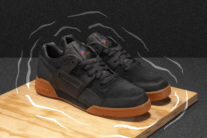 The Hundreds x Reebok Classic Workout Plus
