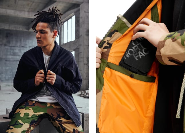 The North Face Urban Exploration Summer Camo