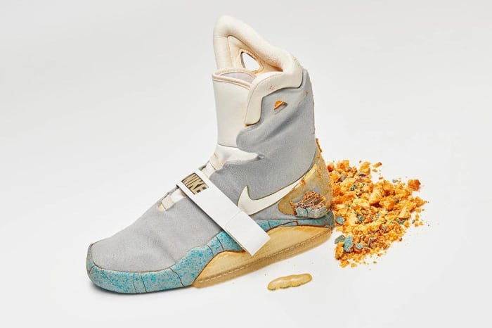 "Original Nike MAG from ""Back to the Future II"""