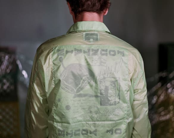 Carhartt WIP and Brain Dead are Set to Launch a Graphic-Heavy
