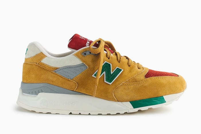8629a144baa00 J.Crew and New Balance Launch a 998 Inspired by the Quintessential ...