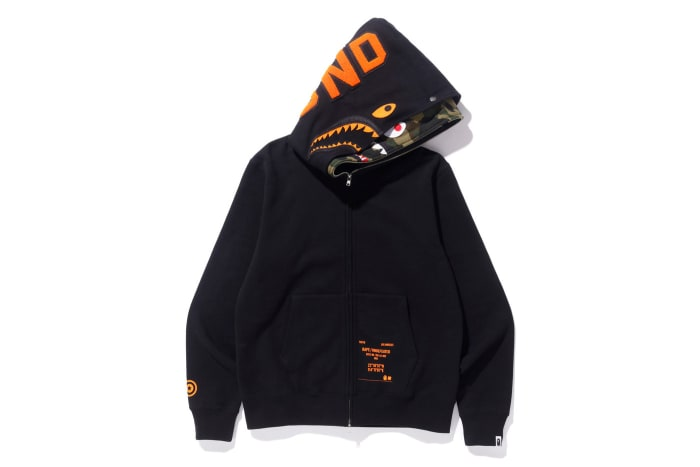 Undefeated x BAPE Hong Kong-Exclusive Collection