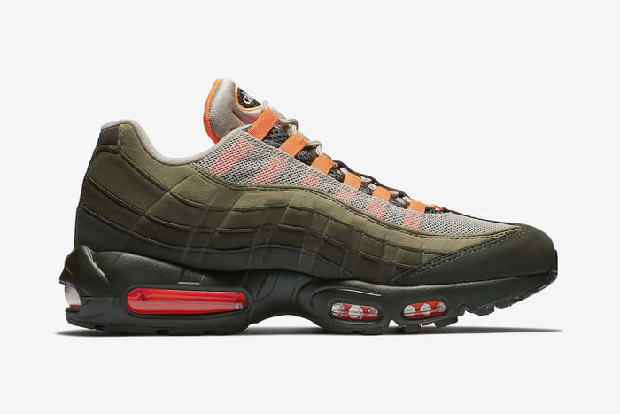 "Nike Air Max 95 ""Total Orange"""