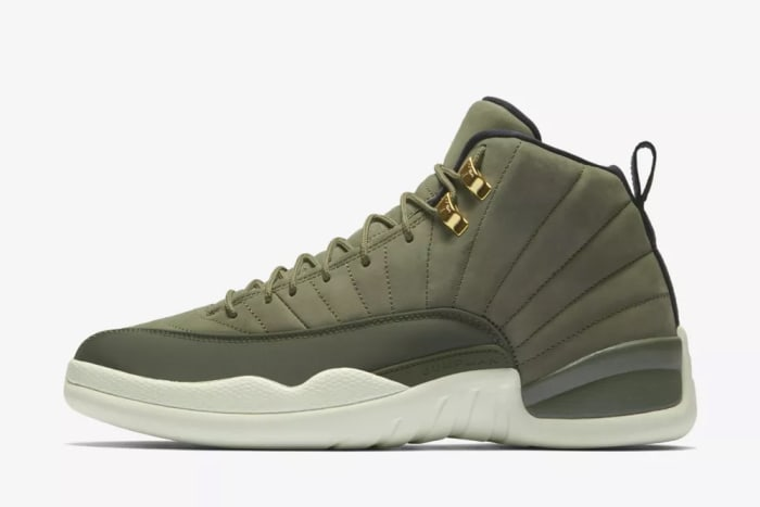 "Air Jordan 12 ""Class of 2003"""