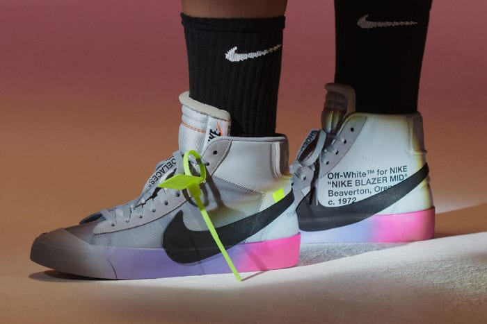 "Virgil Abloh x Nike ""The Queen"" Collection for Serena Williams"