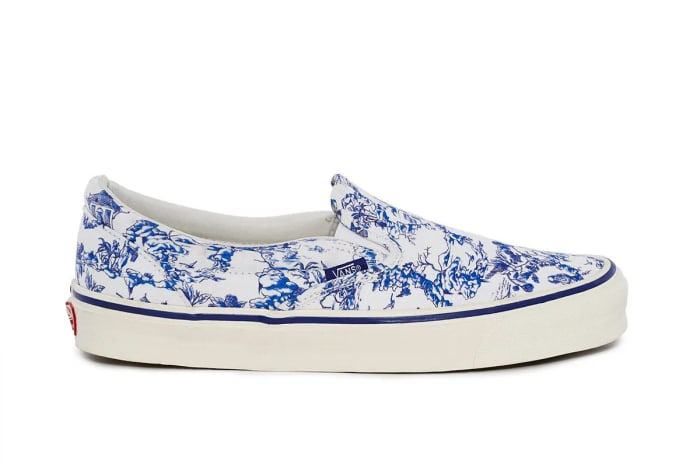 "Vans for Opening Ceremony ""Toile"" Pack"