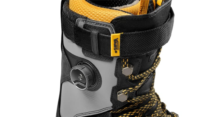 f52c282cd0 Vans  Infuse Snowboard Boot Is Available in Pat Moore s Signature ...