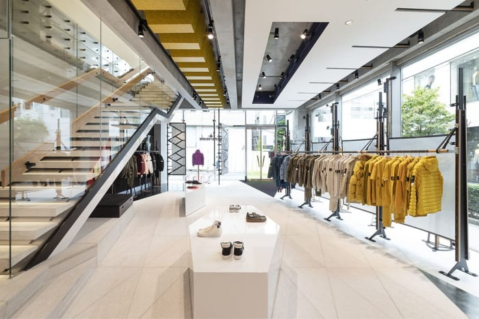 Stone Island Tokyo Flagship Store