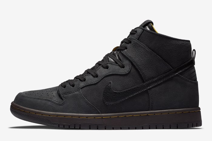 Nike SB Dunk High Deconstructed