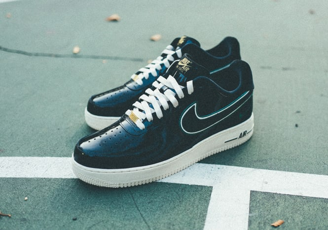 Nigel Sylvester x Nike Air Force 1 iD