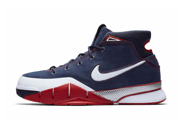 The Nike Kobe 1 Protro Brings Back the USA Colorway - Freshness Mag 00dbbc5d9
