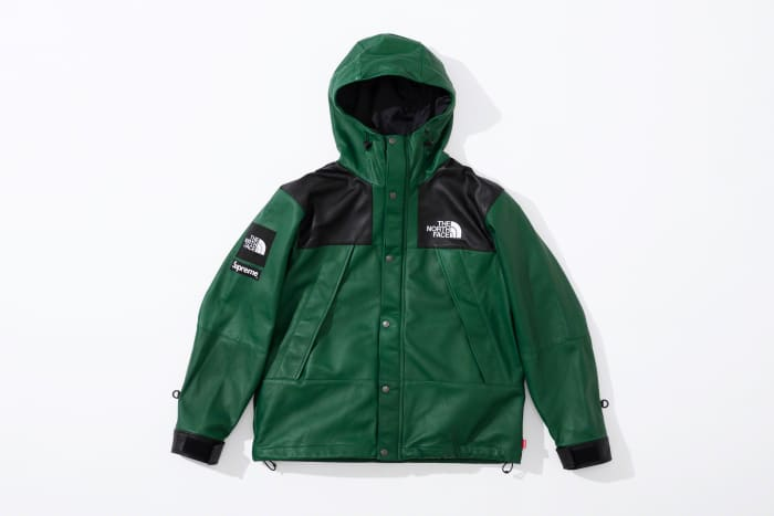 Supreme and The North Face Unveil New Leather Capsule Collection ... 23c60b991